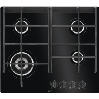 AEG Gas Ceramic Hob 60 cm HG674550VB